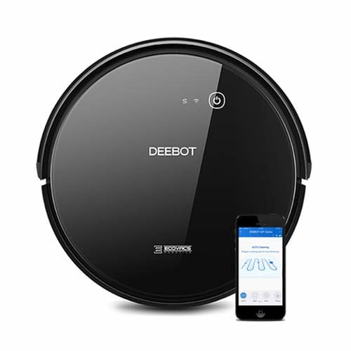 amazon ecovacs deebot deal of the day 601 robotic vacuum cleaner with app control 01 750x500