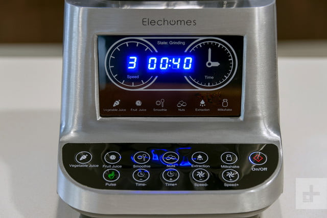 Elechomes CHS2001 Blender review panel