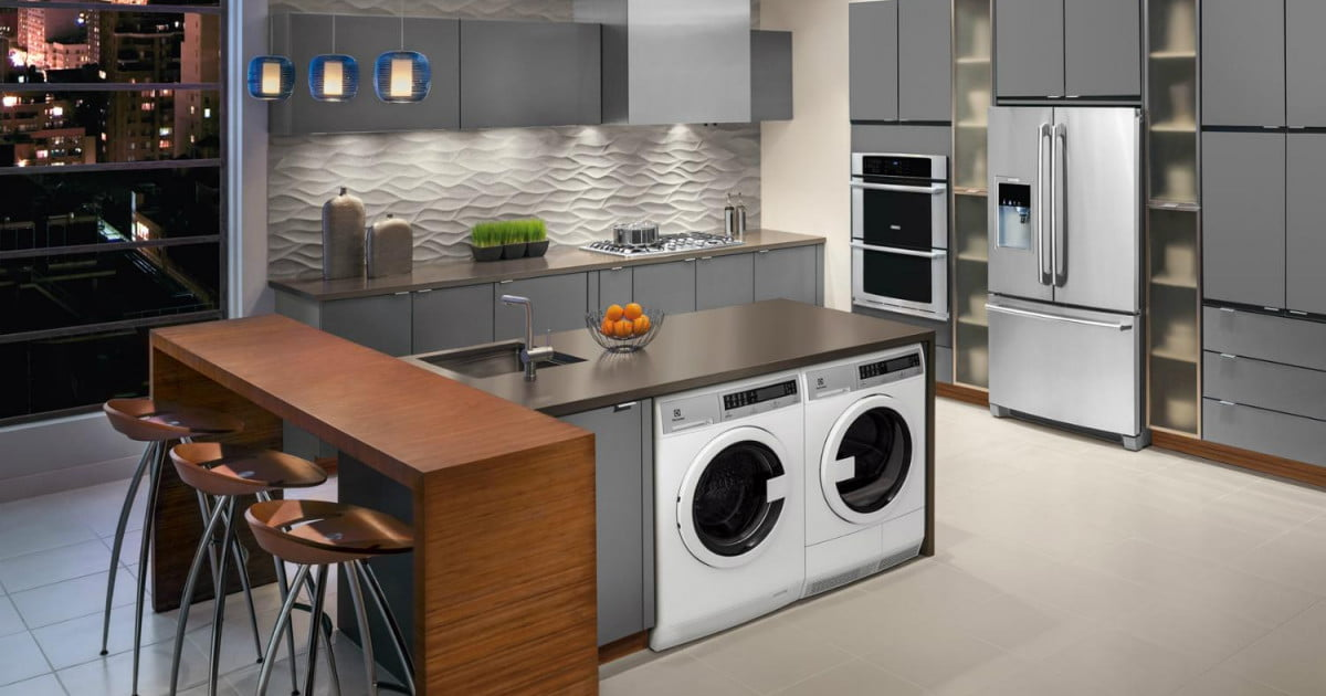 Front Washer And Dryer Part - 34: Digital Trends