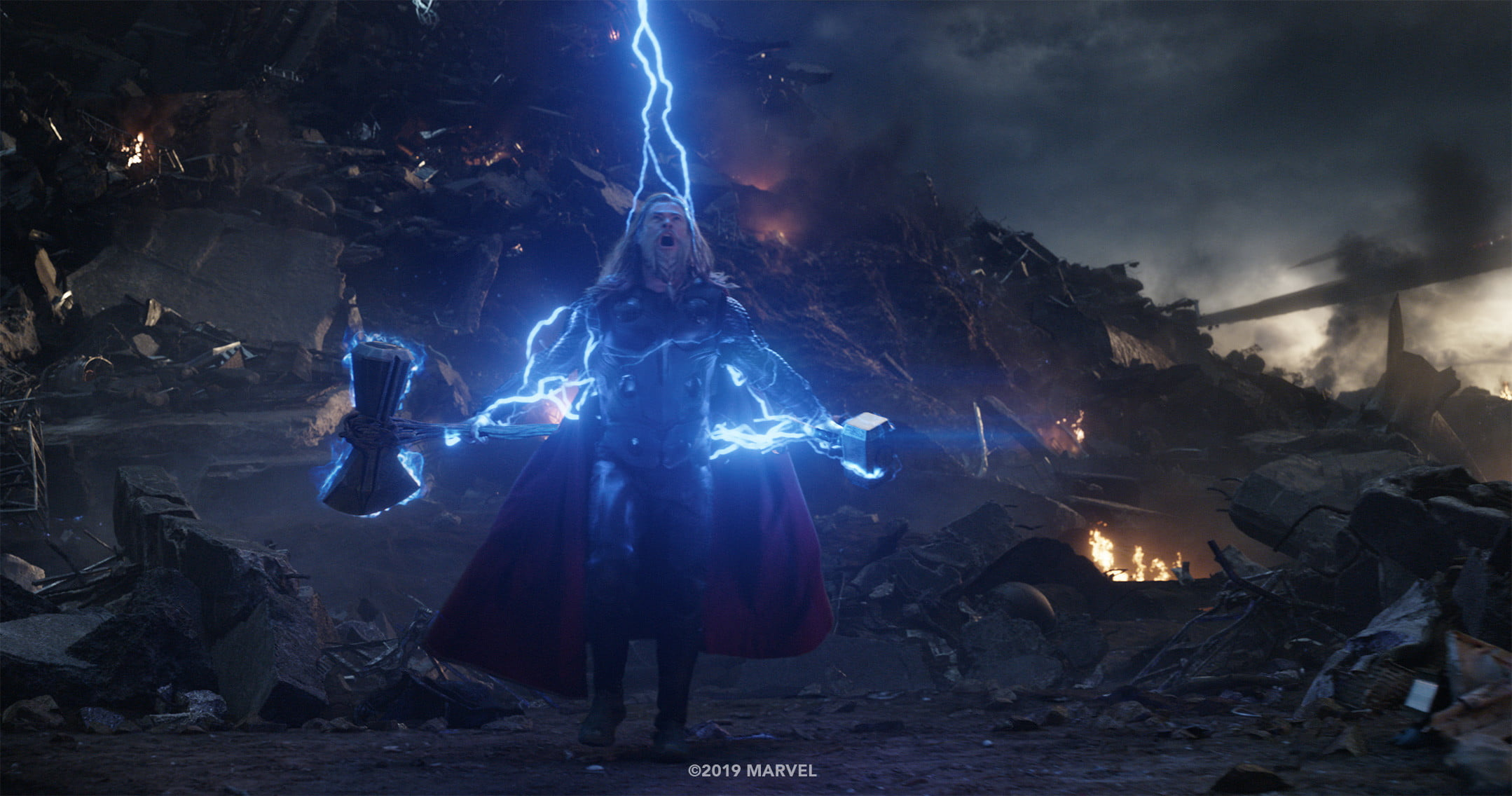 Behind The Scenes With The Vfx Heroes Of Avengers Endgame