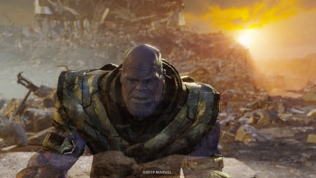 avengers endgame visual effects engame thanos 1