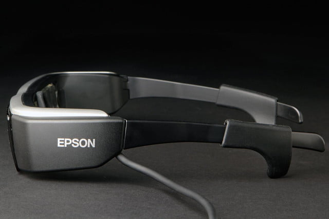 EPSON Movario BT 200 right side