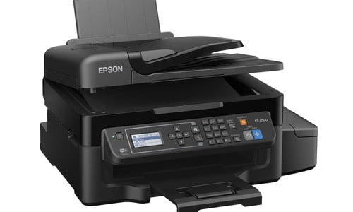 Epson EcoTank Printers Last 2 Years Before Need for Ink Refill