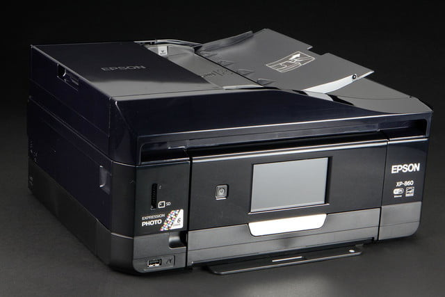 Epson XP-860 front right