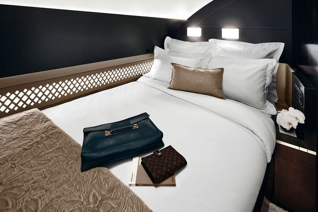 best first class airlines seats etihad airways the residence bedroom horizontal