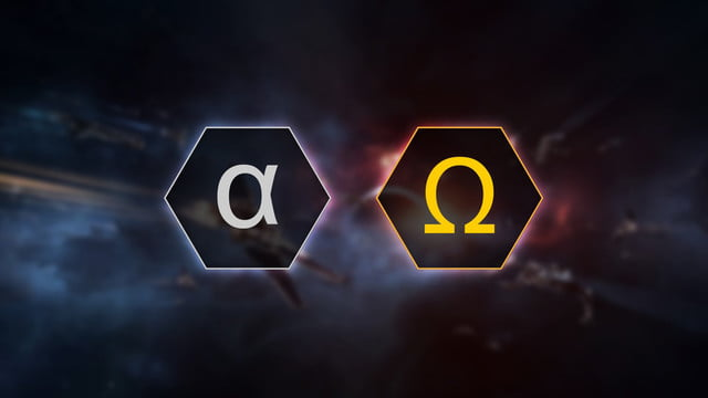 how will free to play players change eve online alpha and omega clone icons