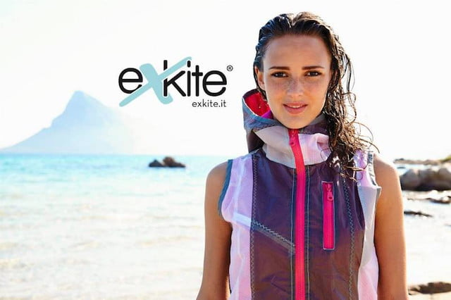 exkite clothing brand uses recycled kites create unique outdoor apparel 4