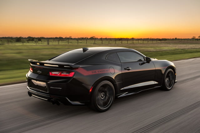 hennessey the exorcist news specs performance pictures
