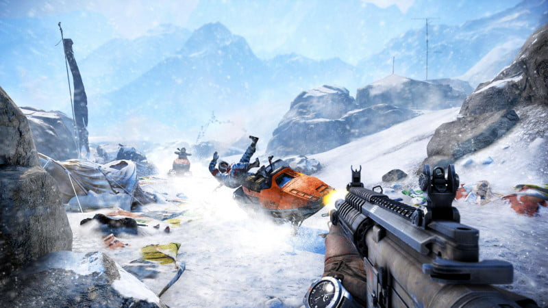 Far Cry Review Digital Trends - Far cry 4 world map blank