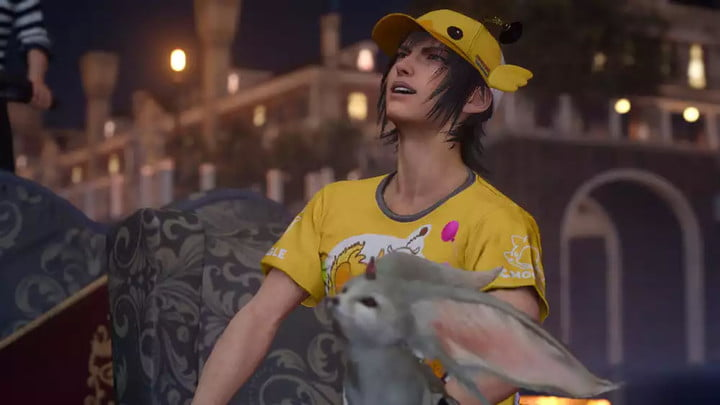 final fantasy xv finally adds exosuits ffshow01