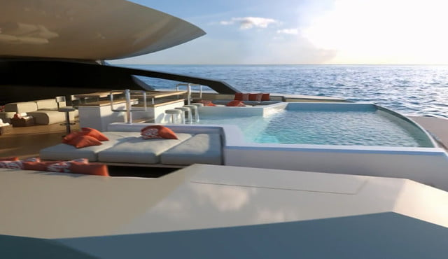 luxury yachts the worlds best super fincantieri private bay 06