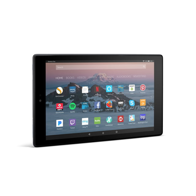 amazon introduces fire hd 10 horizontal right
