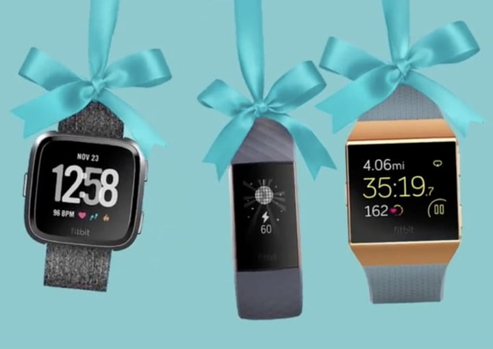 walmart deals on fitbit versa and charge 3 gift
