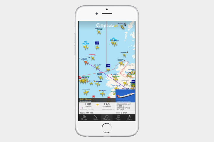 The Best Flight Tracking Apps for iOS and Android | Digital Trends