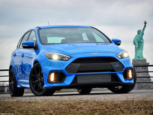 Ford Acknowledges Engine Issues With Early Production Focus Rs Digital Trends