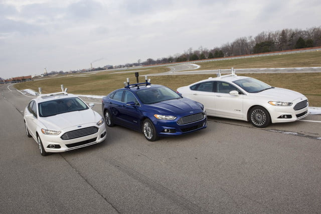 ford releases fusion hybrid research vehicle will explore autonomous driving tech 4