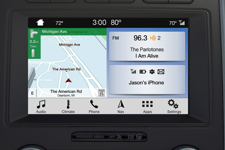 Waze on iPhone just landed on your Ford's infotainment screen