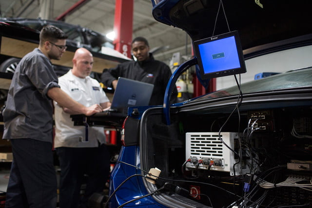 ford fusion hybrid autonomous prototype updates fordfusionself driving 05