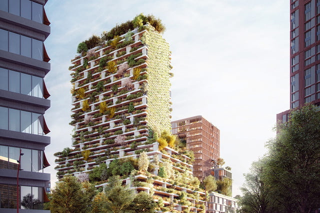 skyscrapers stefano boeri vertical forest building