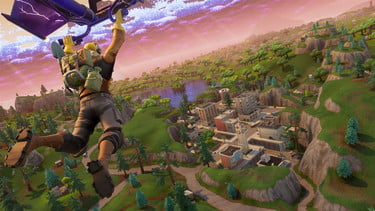 Fortnite Playground Mode Provides A Safe Place To Practice Skills