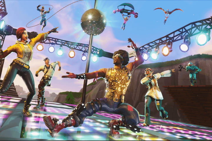 fortnite update 6 02 disco domination fortnitedisco