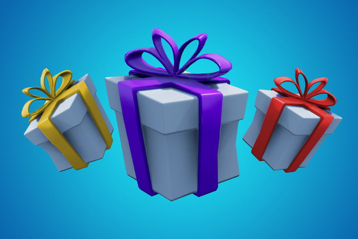 fortnite adds gifting limited time fortnitegifting