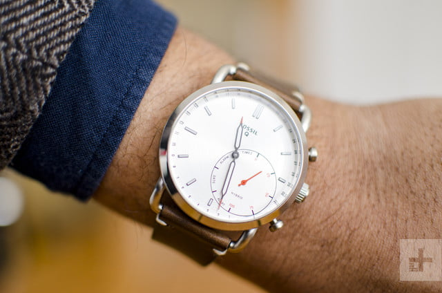 Fossil Q Commuter hybrid smartwatch review