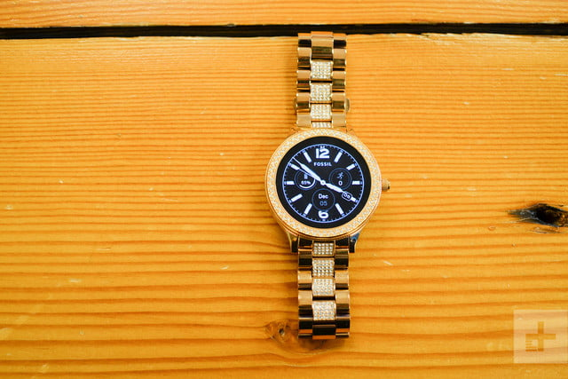 Fossil Q Venture review front offset