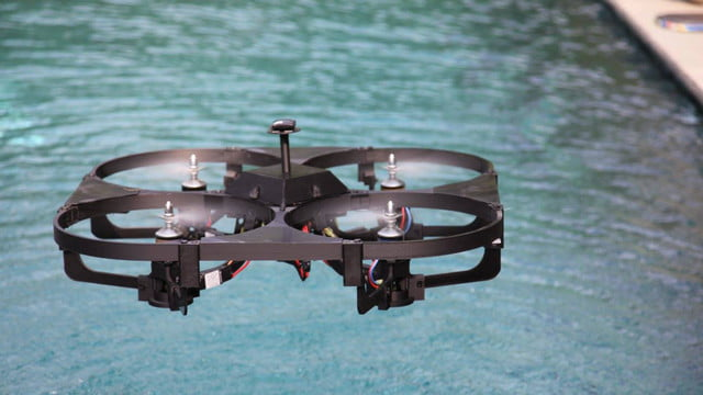 awesome tech you cant buy yet luminoodle freebird one artbrew  crash proof weather drone
