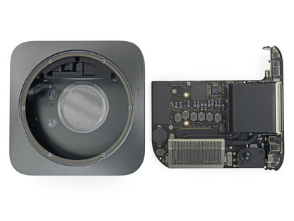 The New Mac Mini Is Slightly Easier to Repair Than
