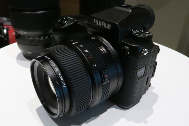fujifilm reveals pricing availability game changing medium format gfx 50s 3