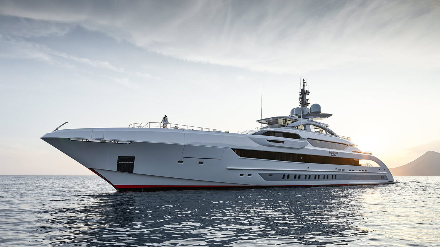 Superyachts Roundup The Biggest Most Extravagant Yachts Of All