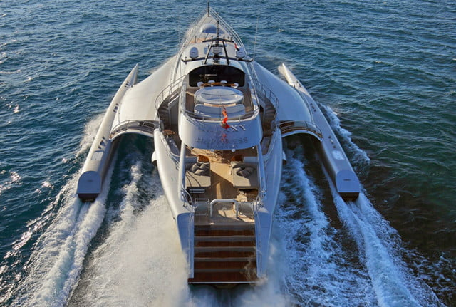 luxury yachts the worlds best super galaxy of happiness 2