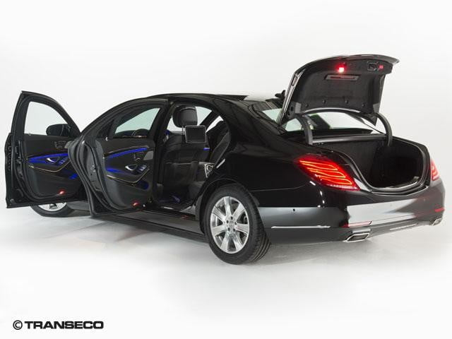 bullet proof style new armored mercedes s class galerie 03 gross