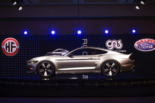 galpin auto sports unveils first production rocket mustang galpinrocket exterior 13
