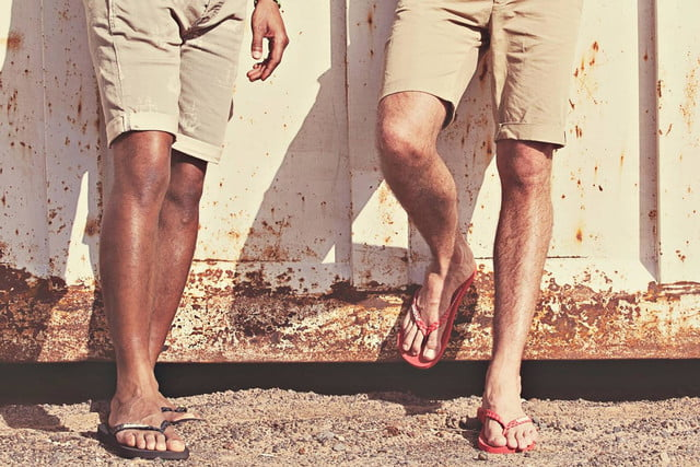 Gandys flip flops and the 'Orphans for Orphans' initiative