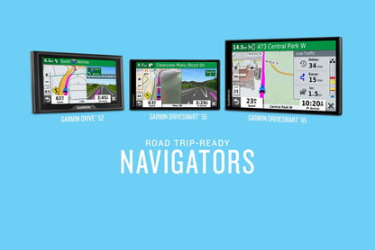 Garmin Adds Road Trip-Ready Features to Drive Navigators at