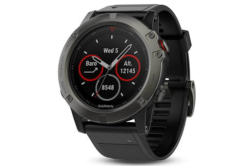 Garmin Fenix 5x Sapphire Is At Its Lowest Price Ever For Black Friday Digital Trends