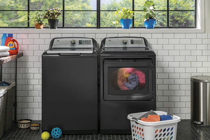 GE appliances washer dryer