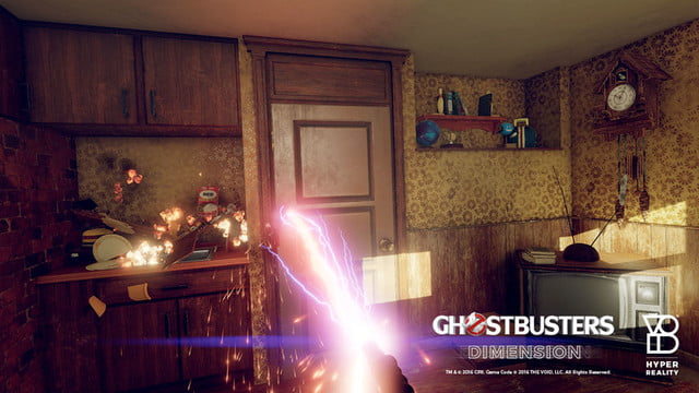 ghostbusters dimension lets you don the proton pack in vr