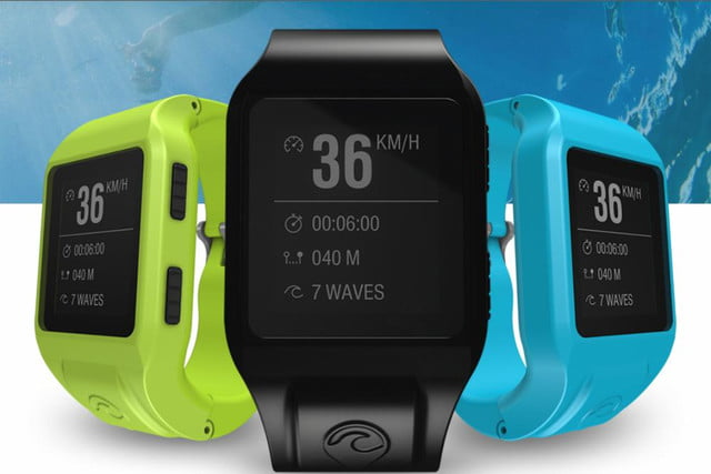A Smart Watch for Surfers, Glassy Pro One