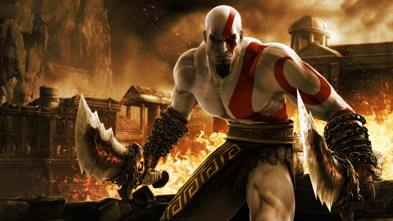 The Original God Of War Was An Intellectual Brute