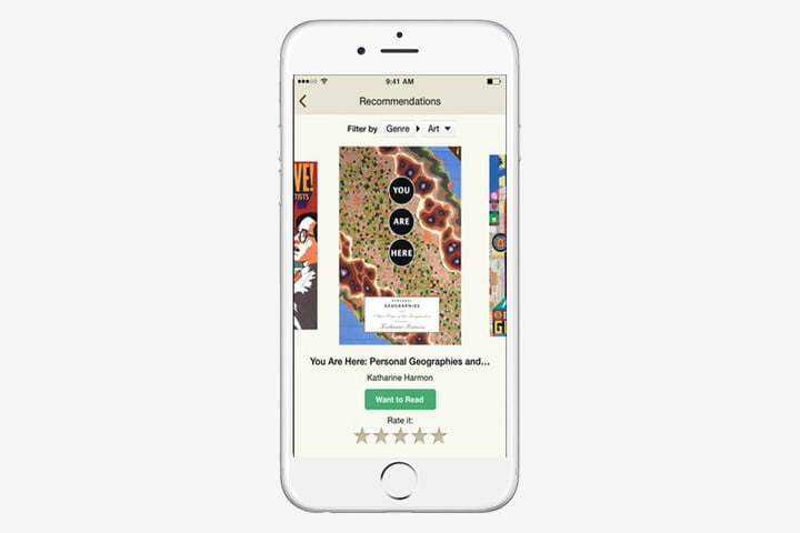 best iphone apps goodreads ios