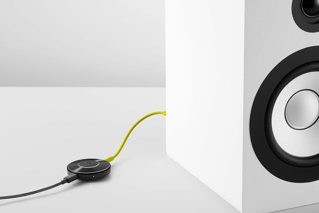 chromecast audio mutliroom wifi device existing speakers google speaker 2