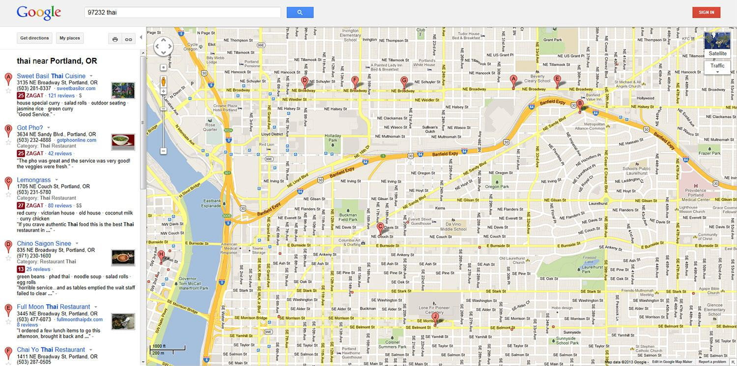 Google Maps Adds Live TriMet Arrival And Departure Times Portland - Maps directions google usa