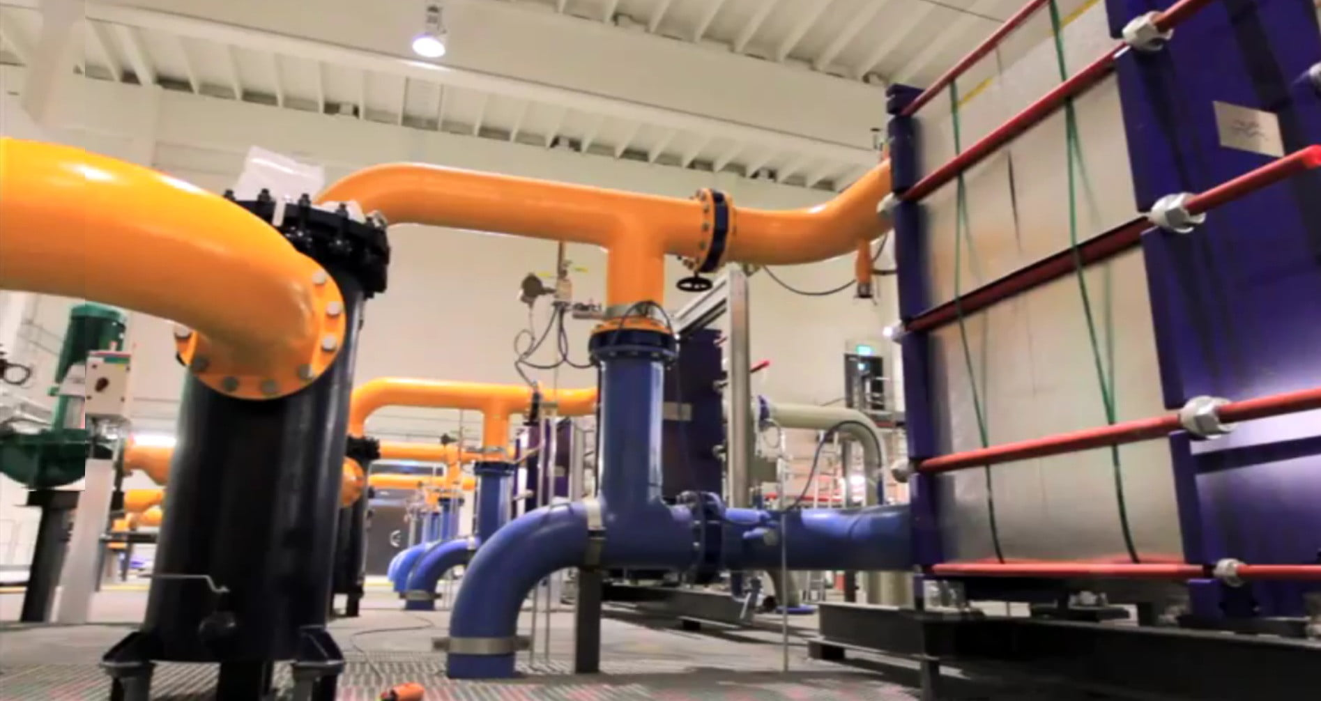 Google S New Finland Data Center Is Cooled By Baltic Sea S