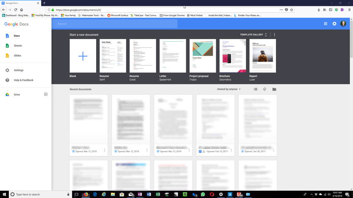 en iyi microsoft office alternatifleri google docs
