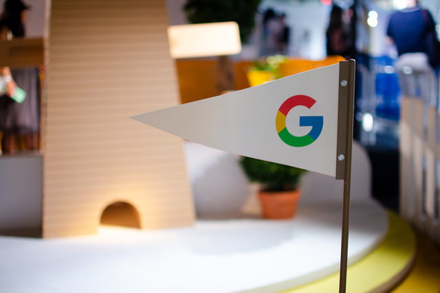 googles mini golf pop up event in nyc highlights its smart home products google flag