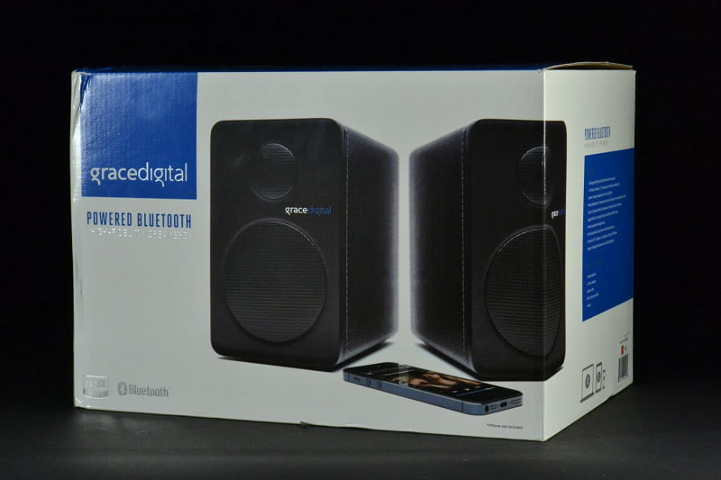 r pair wireless power bookshelf bluetooth reference image speakers klipsch monitor
