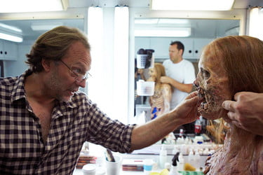 The Walking Dead special effects mastermind Greg Nicotero spills his